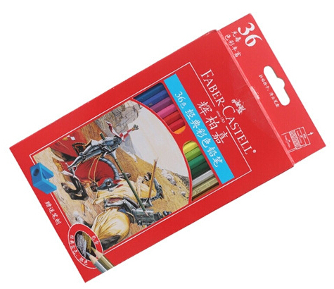Faber-Castell Artist-quality Oily Color Pencils