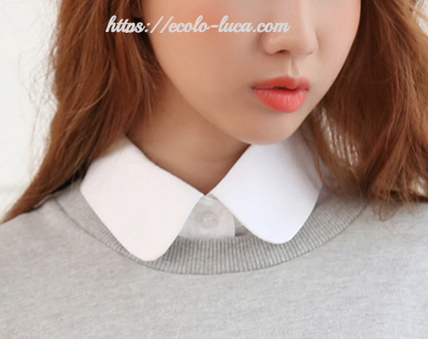False Blouse Neckwear - Ecolo.luca