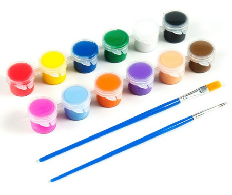 Accessories for DIY Painting By Numbers