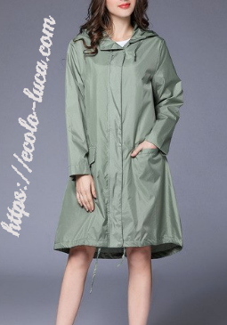 Long Raincoat - Ecolo.luca