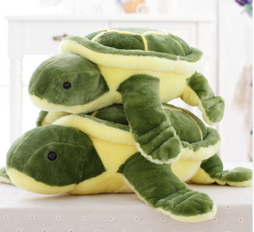 Soft Plush Tortoise Pillow Huge Size - Ecolo.luca
