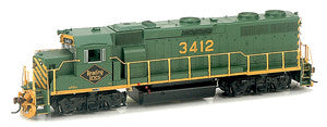 Reading GP39-2 from Athearn Genesis!