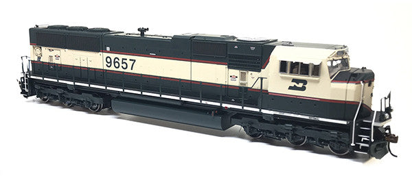 2 New SD70MAC Paint Schemes Added today!