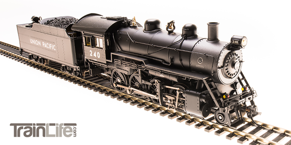 Just in from Broadway Limited - HO Scale: 2-8-0 Consolidation Locomotives