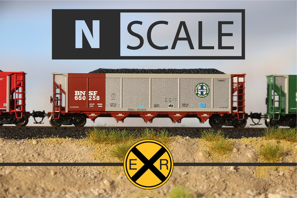ExactRail N Scale Autoflood II Hopper Update!