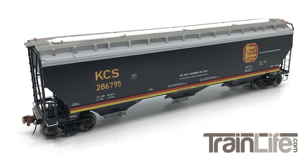 Now in Stock! Scale Trains Gunderson (Greenbriar) 5188cf Covered Hoppers