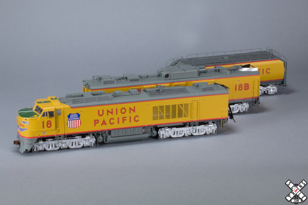 "UNION PACIFIC GTEL 8500 HORSEPOWER ""BIG BLOW"" TURBINE - Available Today!"