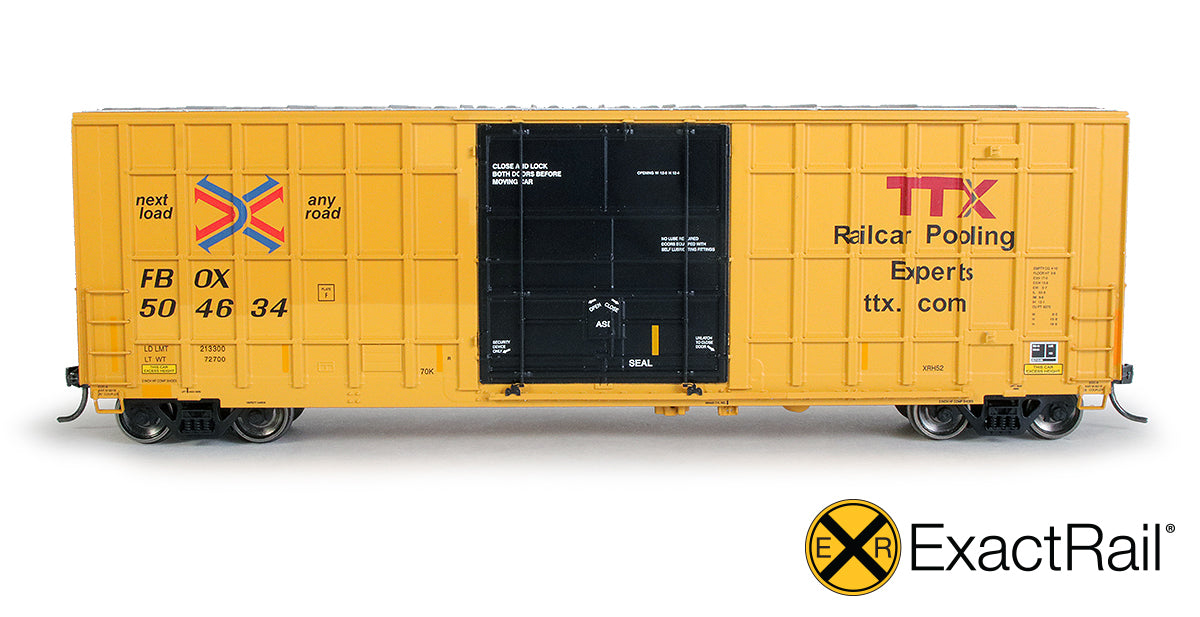 New in HO & N Scale From ExactRail!