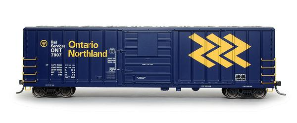 Coming Soon From ExactRail - HO & N Scale Evans 5277 Boxcars!