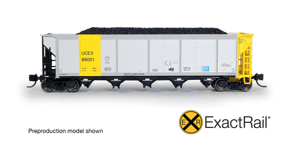ExactRail Announces all New N-Scale Model!