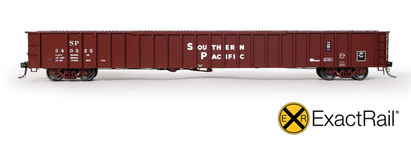 ALL NEW from ExactRail - HO Scale Southern Pacific G-100-22 Gondola - Available Now!