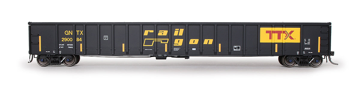Now Available! TrainLife Exclusive - ExactRail 3564 Gondolas in HO & N Scale!