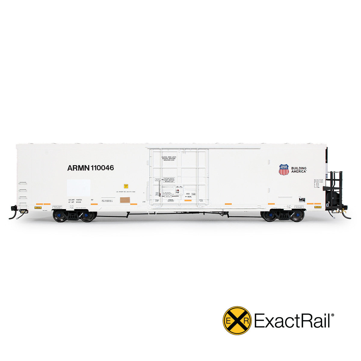 New From ExactRail & Available Now!