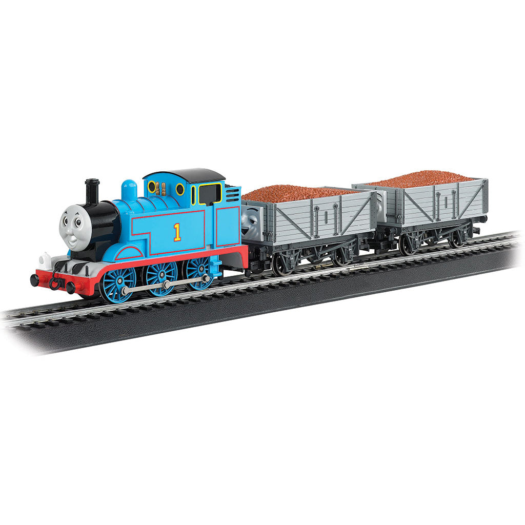 HO Scale: Thomas & Friends™ - Deluxe Thomas Troublesome Trucks Train Set