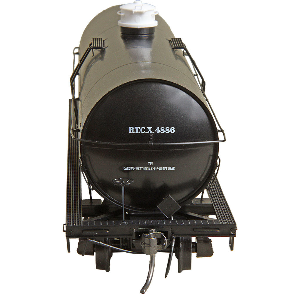 HO Scale: ACF 11,000 Gallon Insulated Tank Car - Pacific Gas