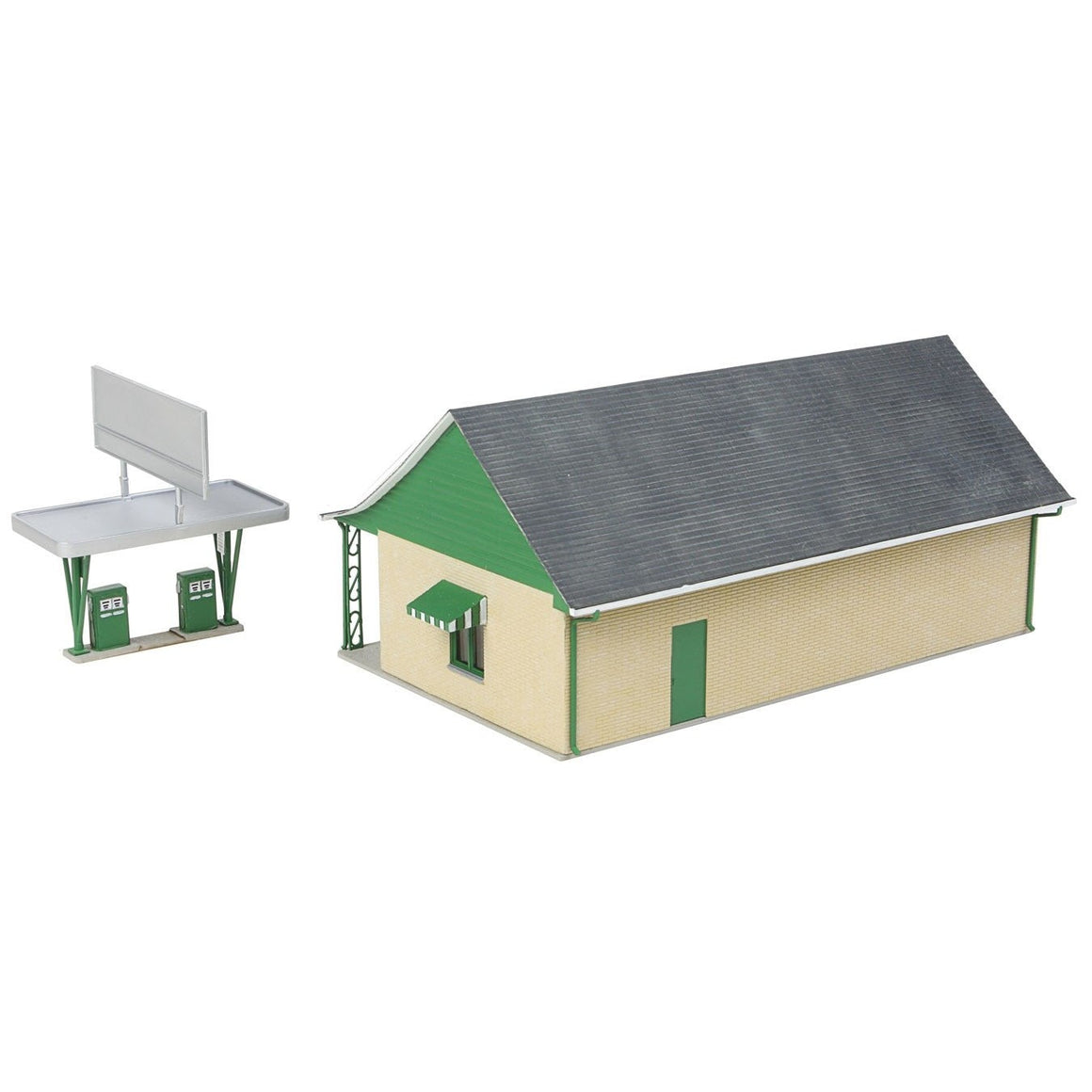 HO Scale: Country Store