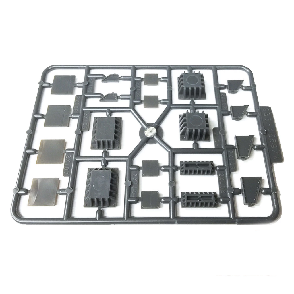 HO Scale: Bridge Shoes & Adapters Assortment