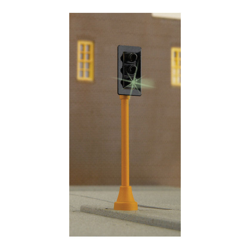 HO Scale: Traffic Light - Single Sided