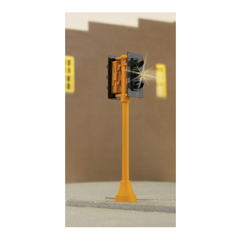 HO Scale: Traffic Light - Double Sided