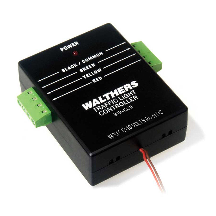 Walthers Traffic Light Controller