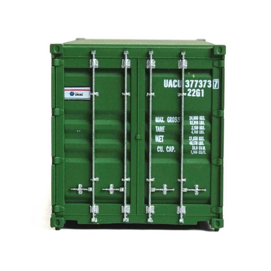 HO Scale: 20' Corrugated Container - UASC
