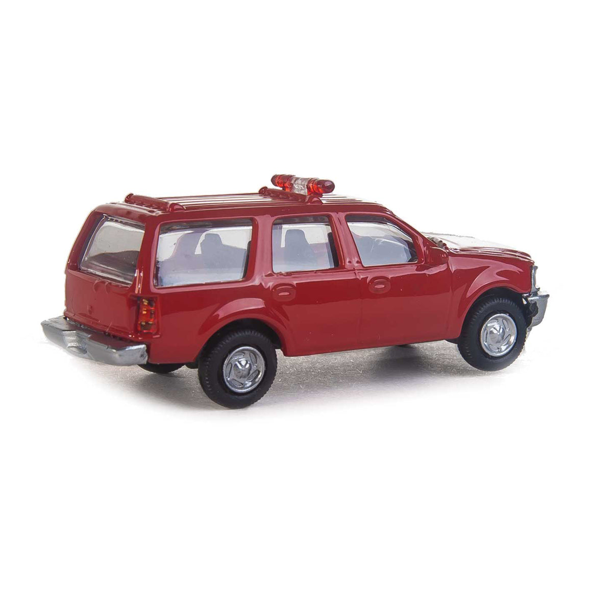 HO Scale: Ford Expedition Service Vehicle - Fire Command