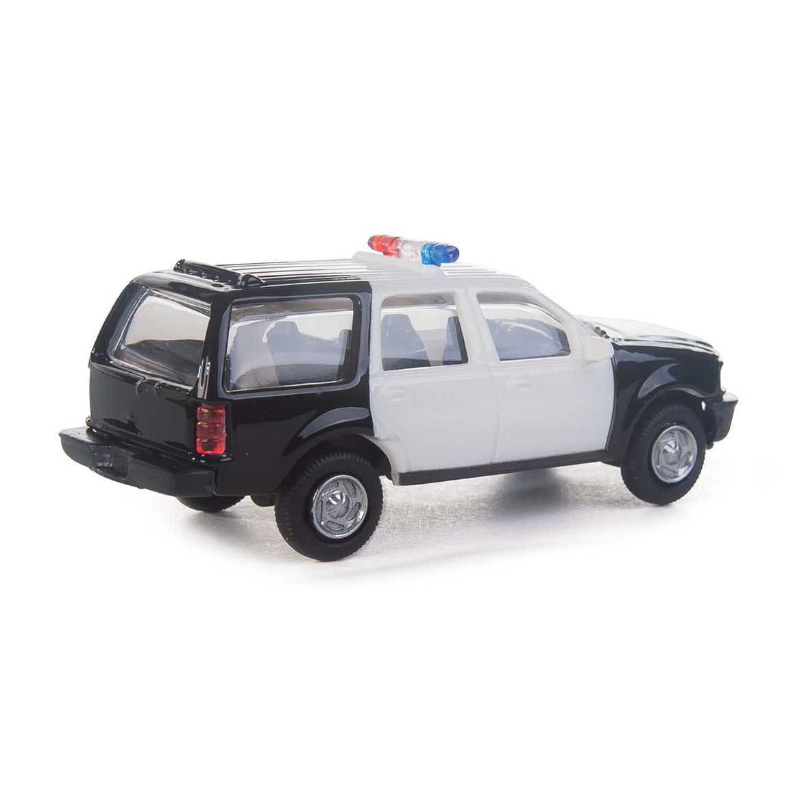 HO Scale: Ford® Expedition Service Vehicle - Black & White