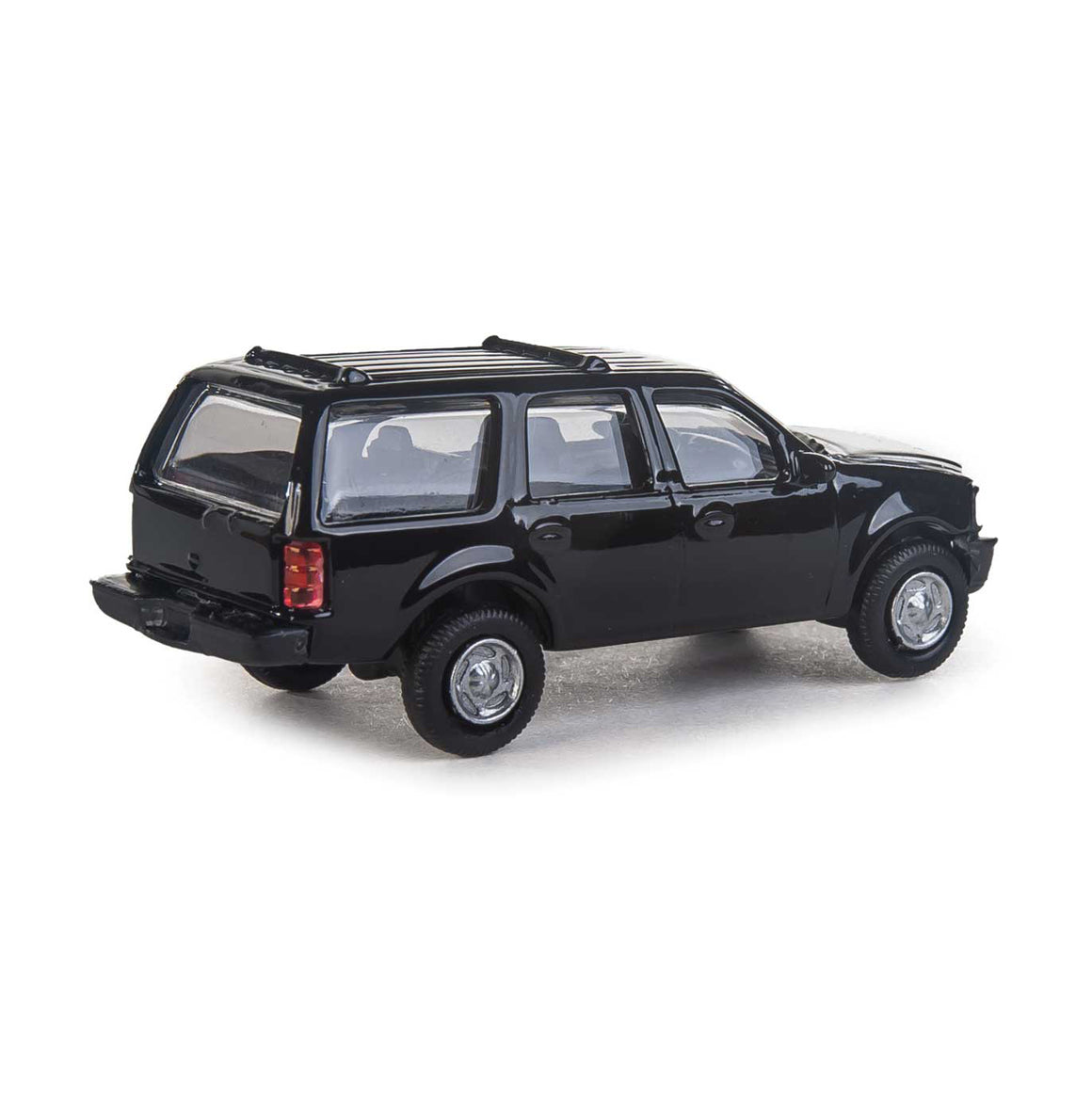 HO Scale: Ford® Expedition Service Vehicle - Unmarked Black