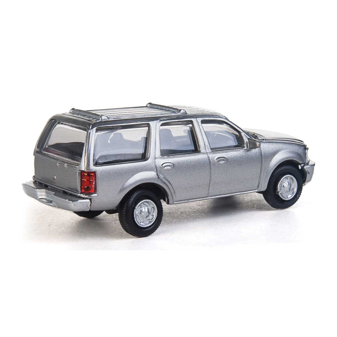 HO Scale: Ford® Expedition Service Vehicle - Unmarked Silver