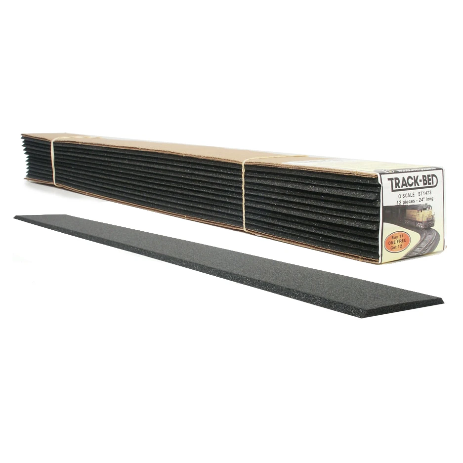 O Scale: Track-Bed™ Strips