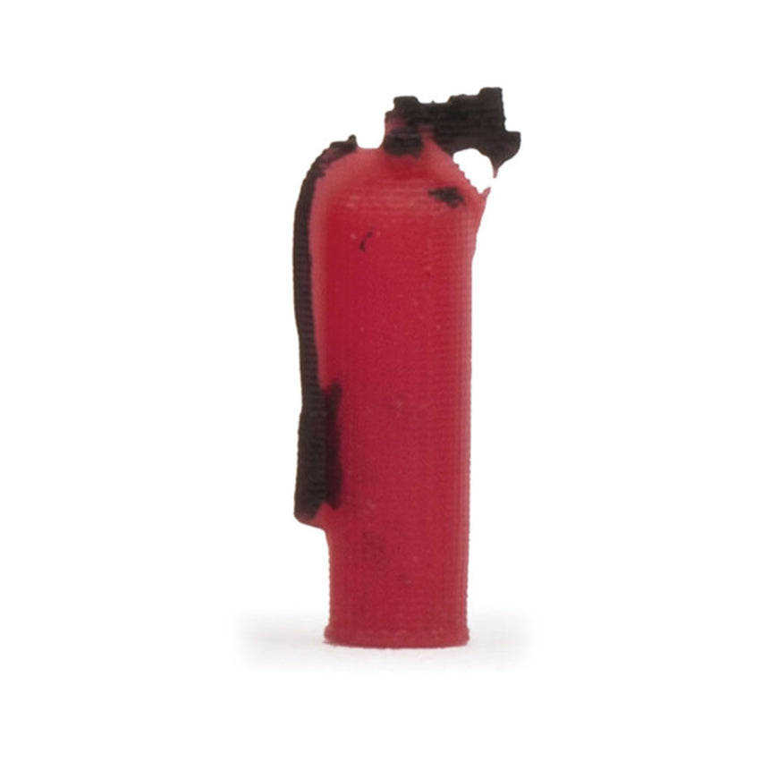 HO Scale: Fire Extinguishers - 8 Pack