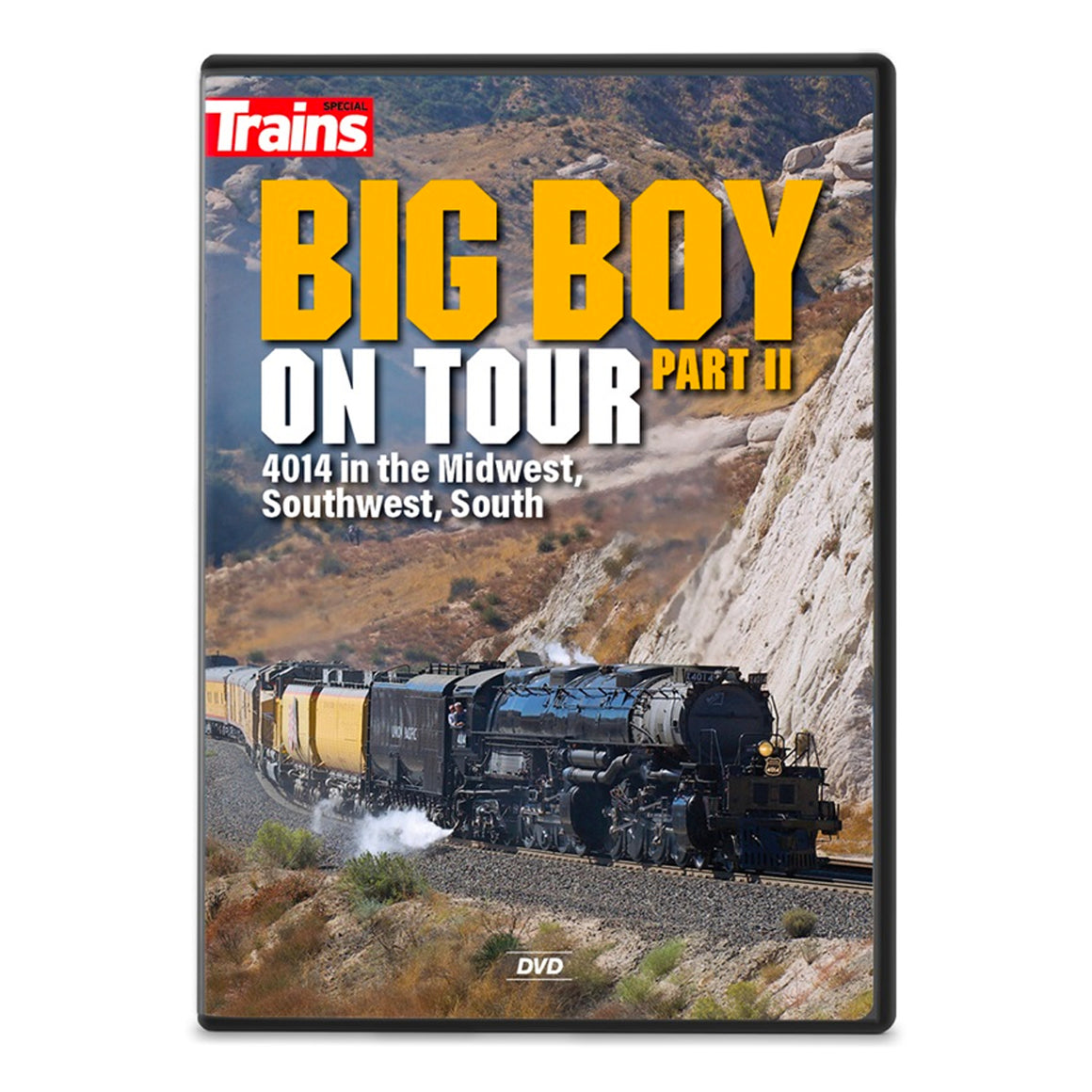 DVD: Big Boy on Tour Part II