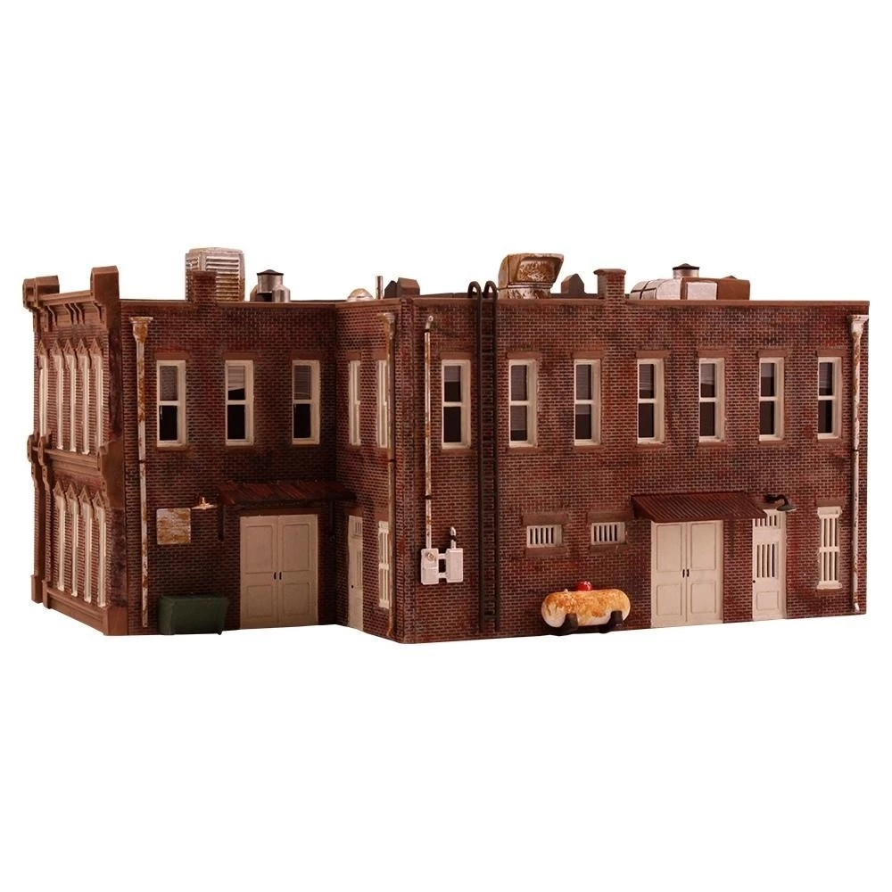 HO Scale: County Courthouse - Kit