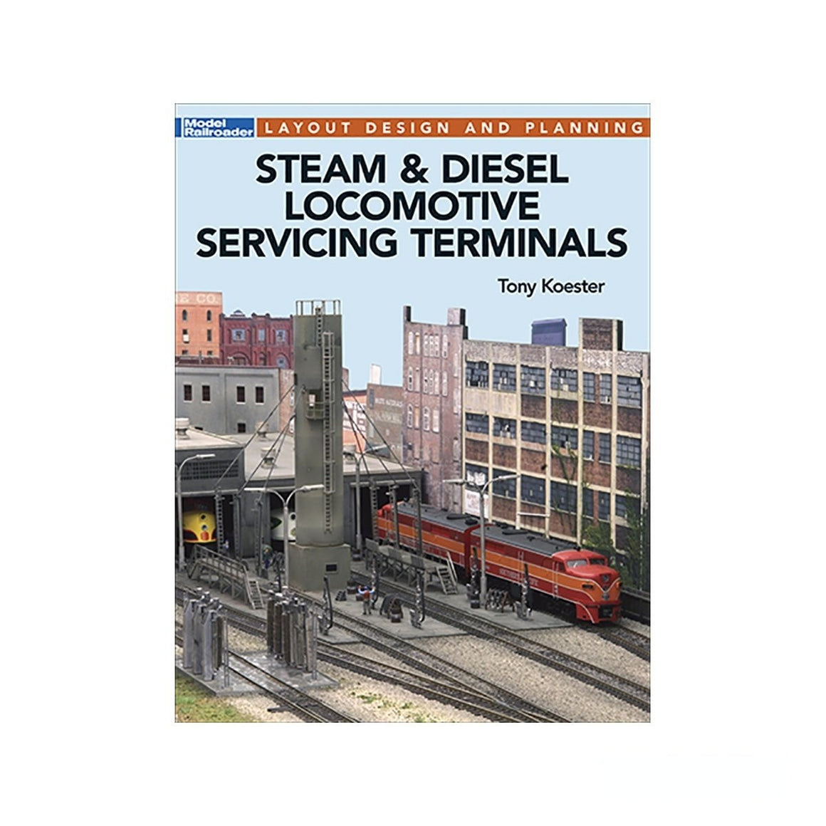 Books: Steam & Diesel Locomotive Servicing Terminals