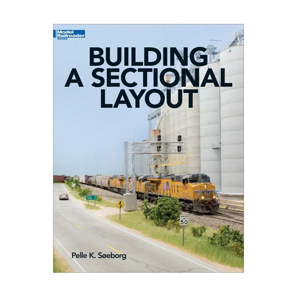 Books: Building a Sectional Layout - Pelle Søeborg