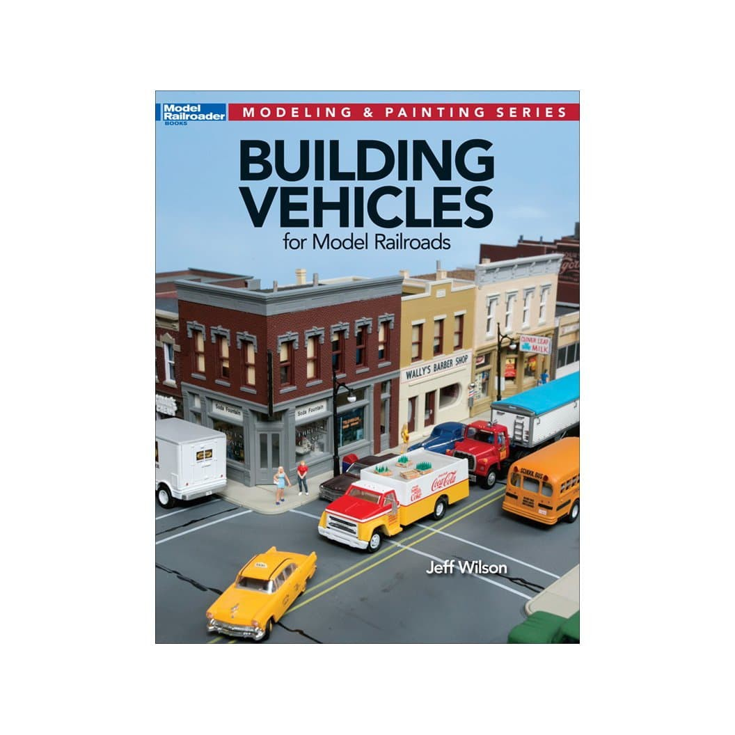 Books: Building Vehicles for Model Railroads