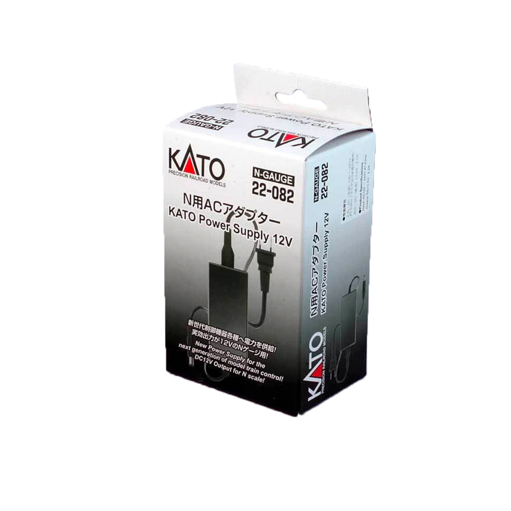 Kato: 12V Power Supply for Smart Controller / Standard SX - Standard DC