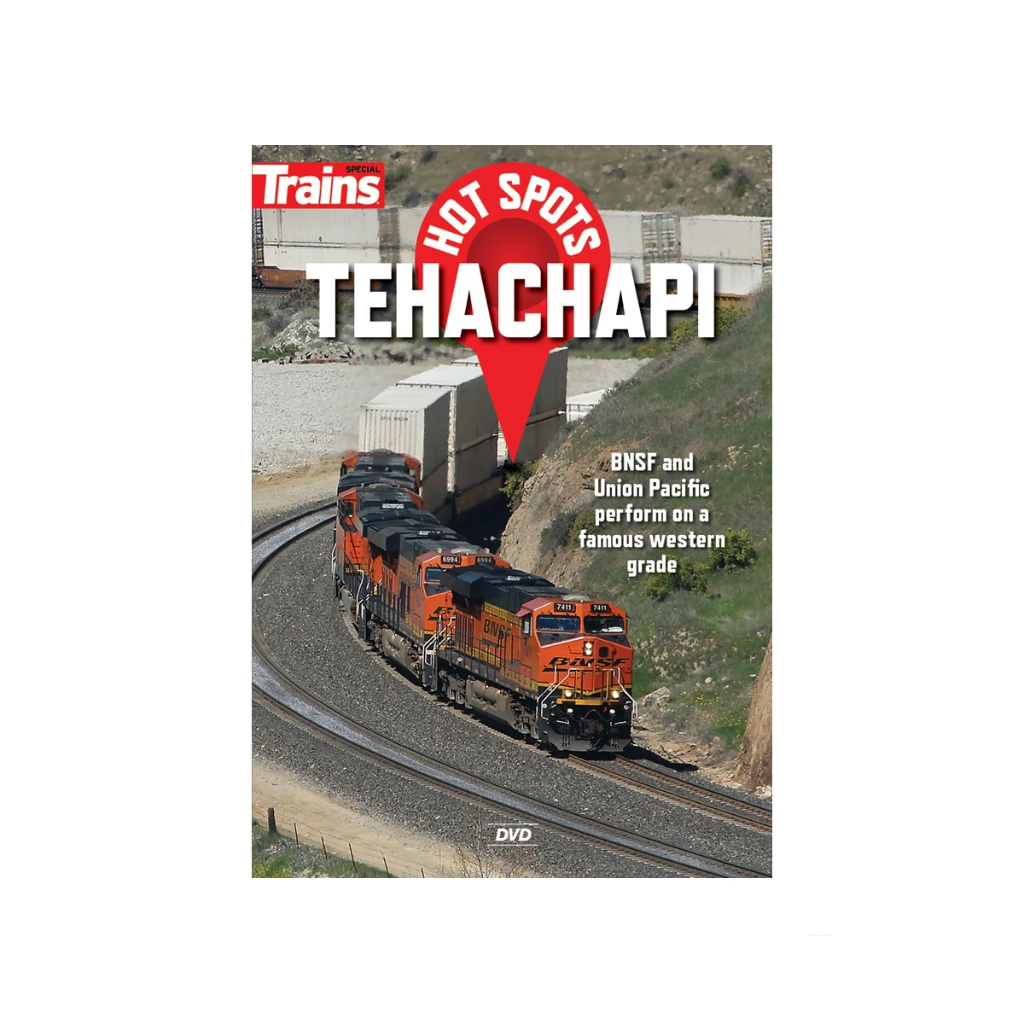 DVD: Hot Spots - Tehachapi