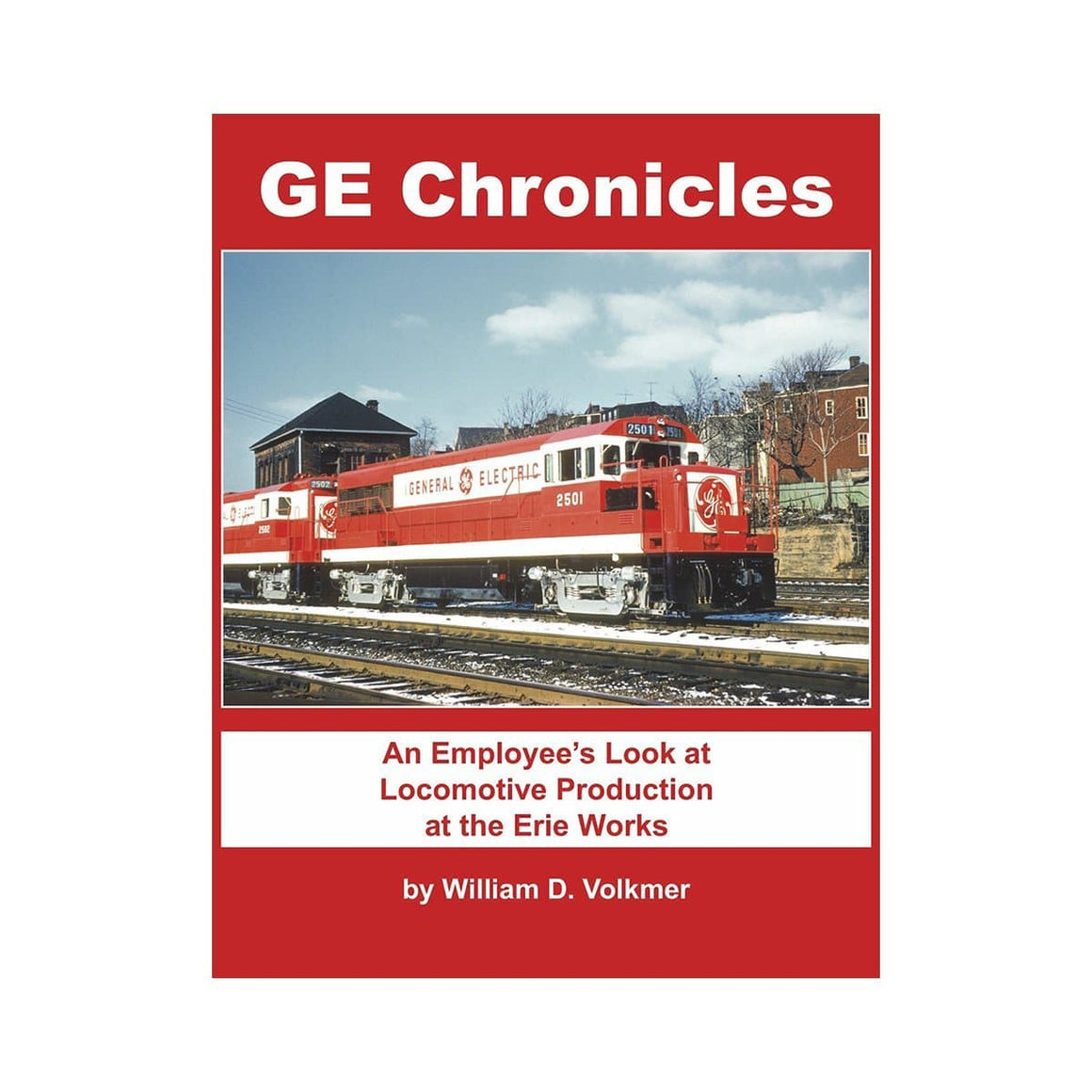 Books: GE Chronicles