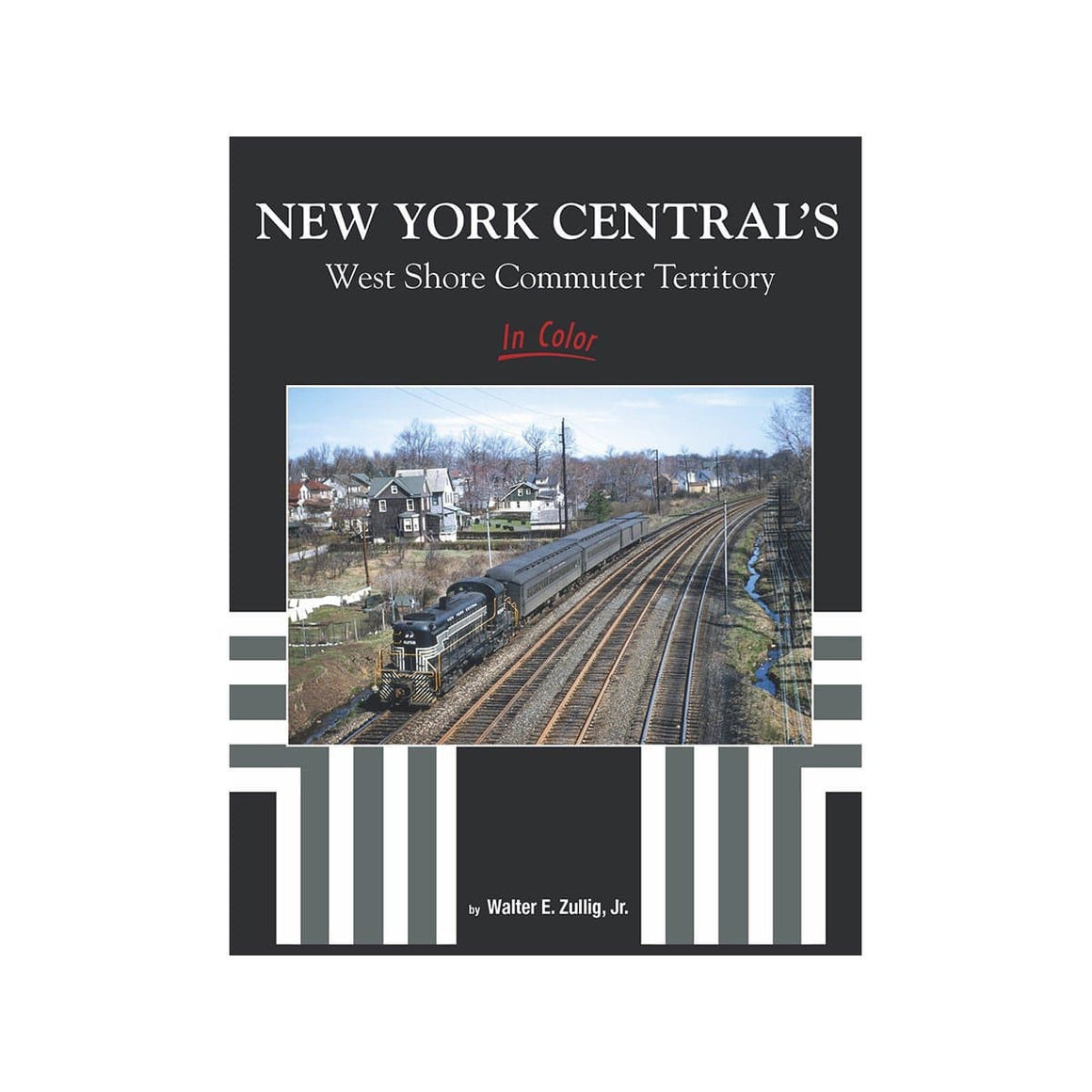 Books: New York Central's West Shore Commuter Territory In Color