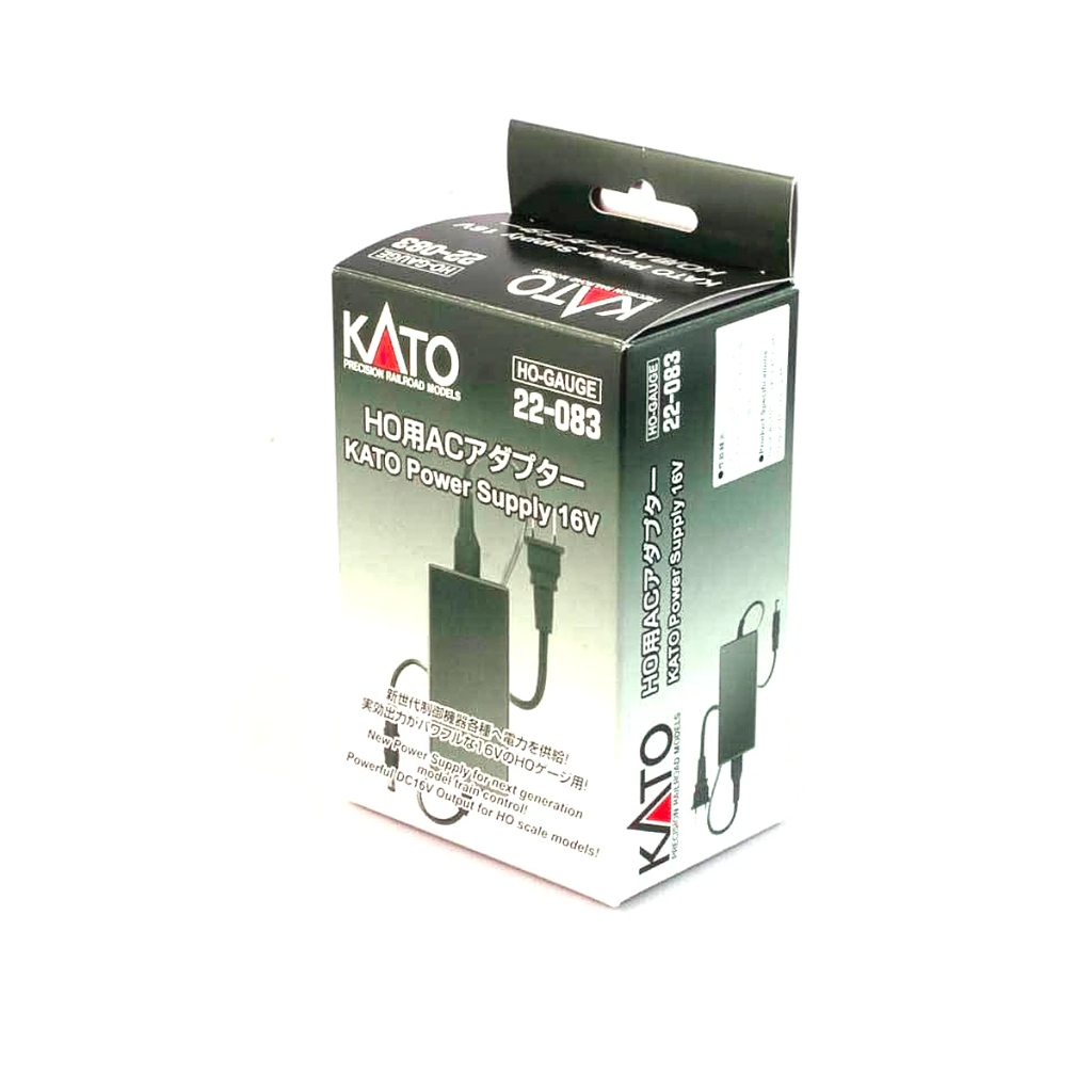 Kato: 16V Power Supply for Smart Controller / Standard SX - Standard DC