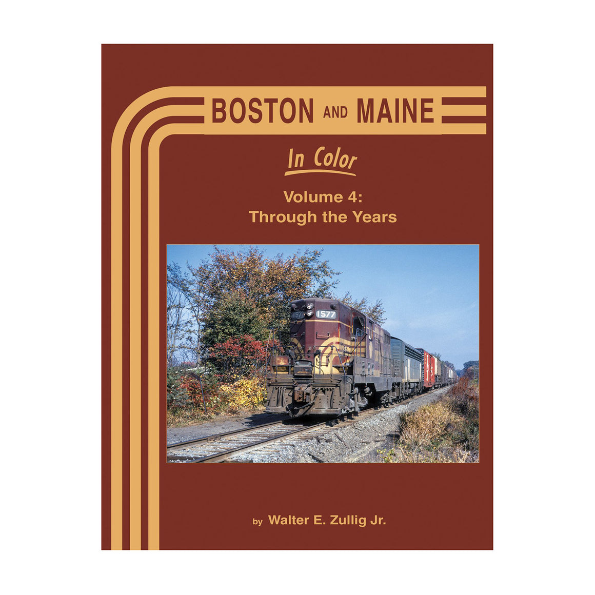 Books: Boston and Maine in Color