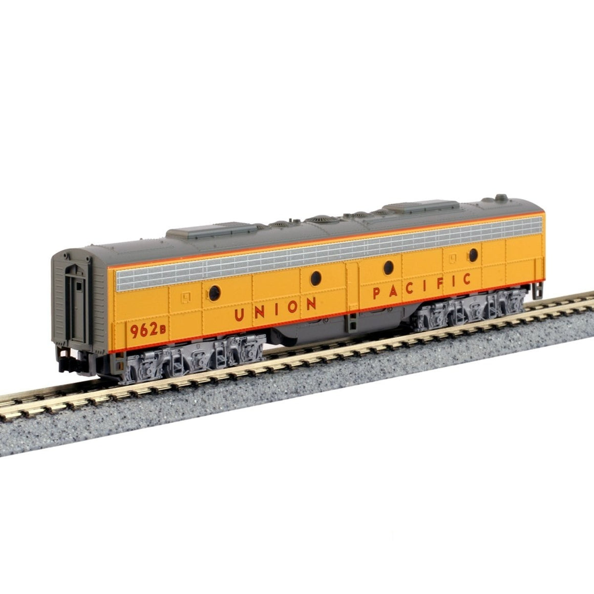 N Scale: EMD E9B - DC - Union Pacific 'City of Los Angeles'