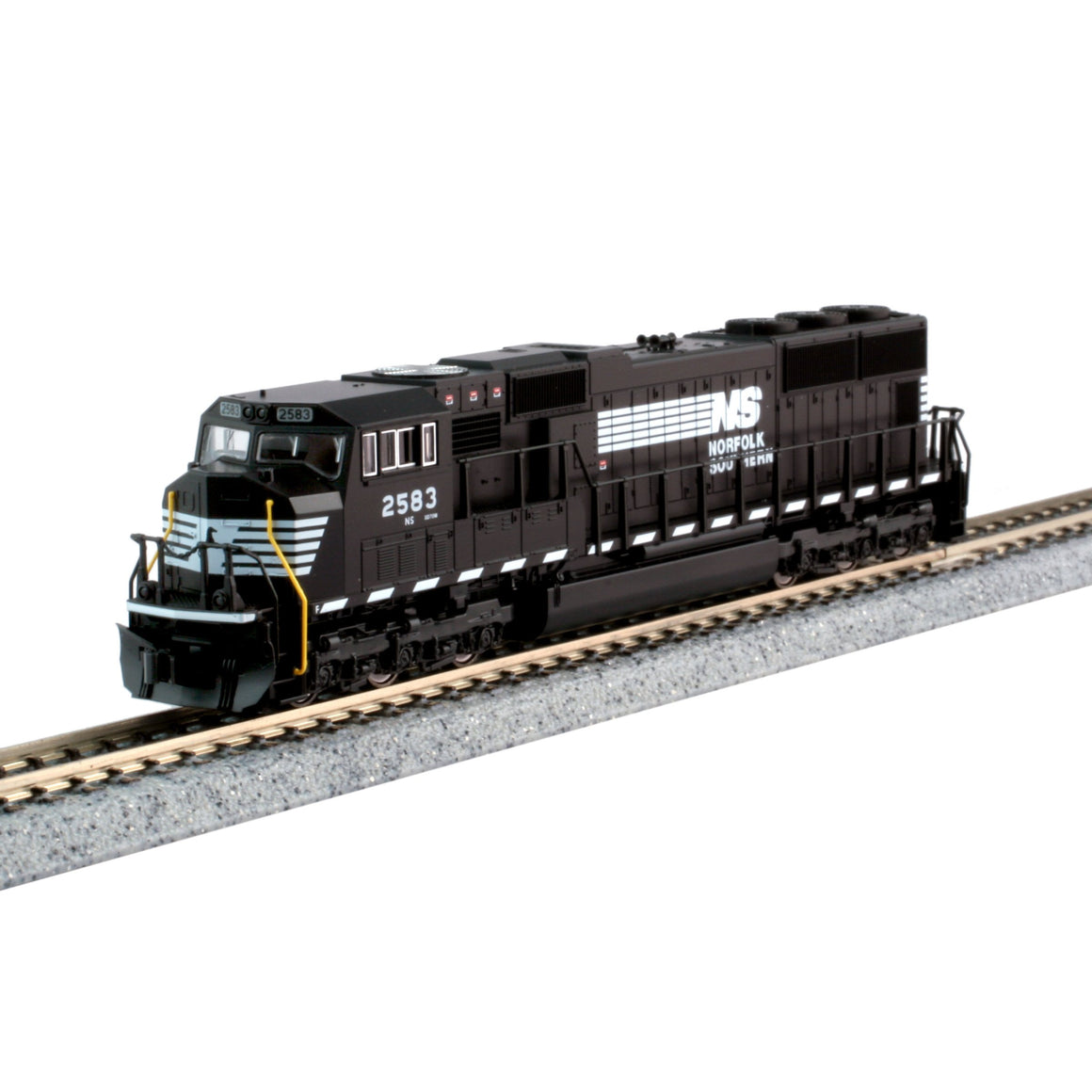 N Scale: SD70M - DCC Equipped - Norfolk Southern