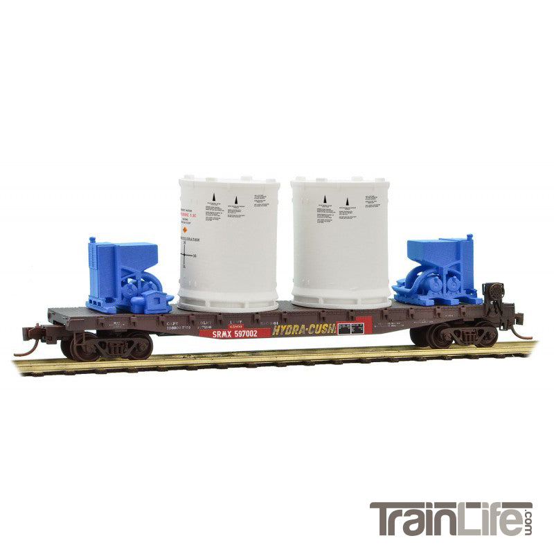 N Scale: Titan Rocket Booster - 3 Pack