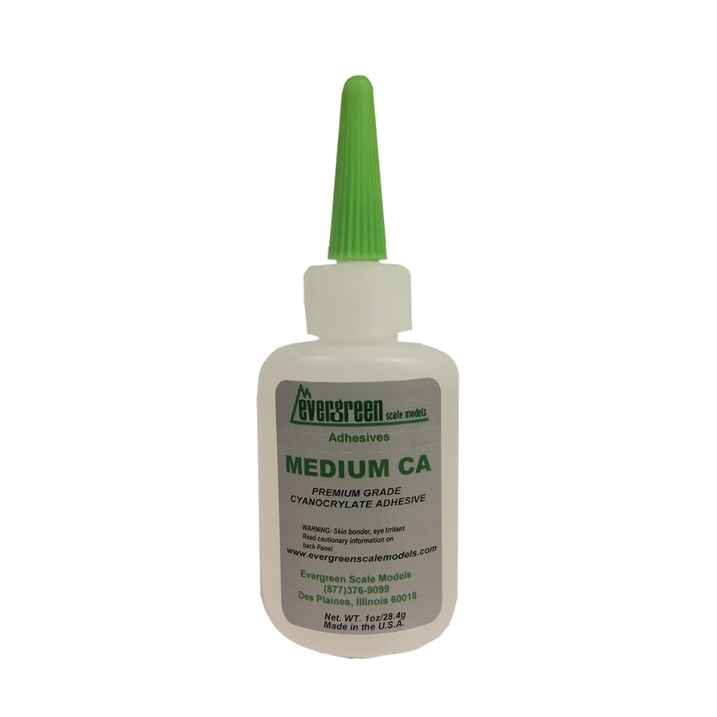 CA Adhesive - 1 oz. - Various Viscosities