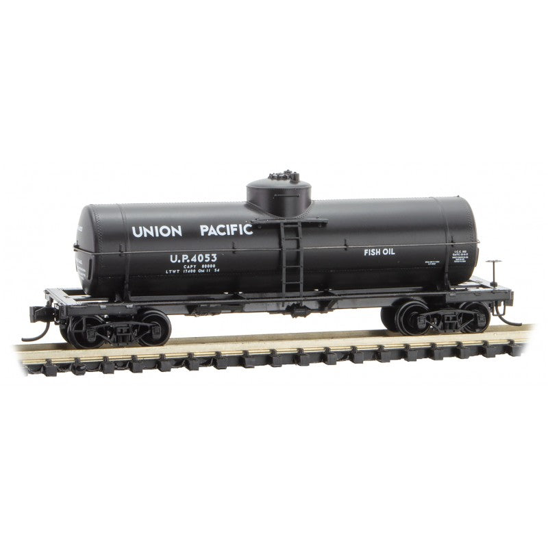 N Scale: 39' Single Dome Tank Car - Union Pacific