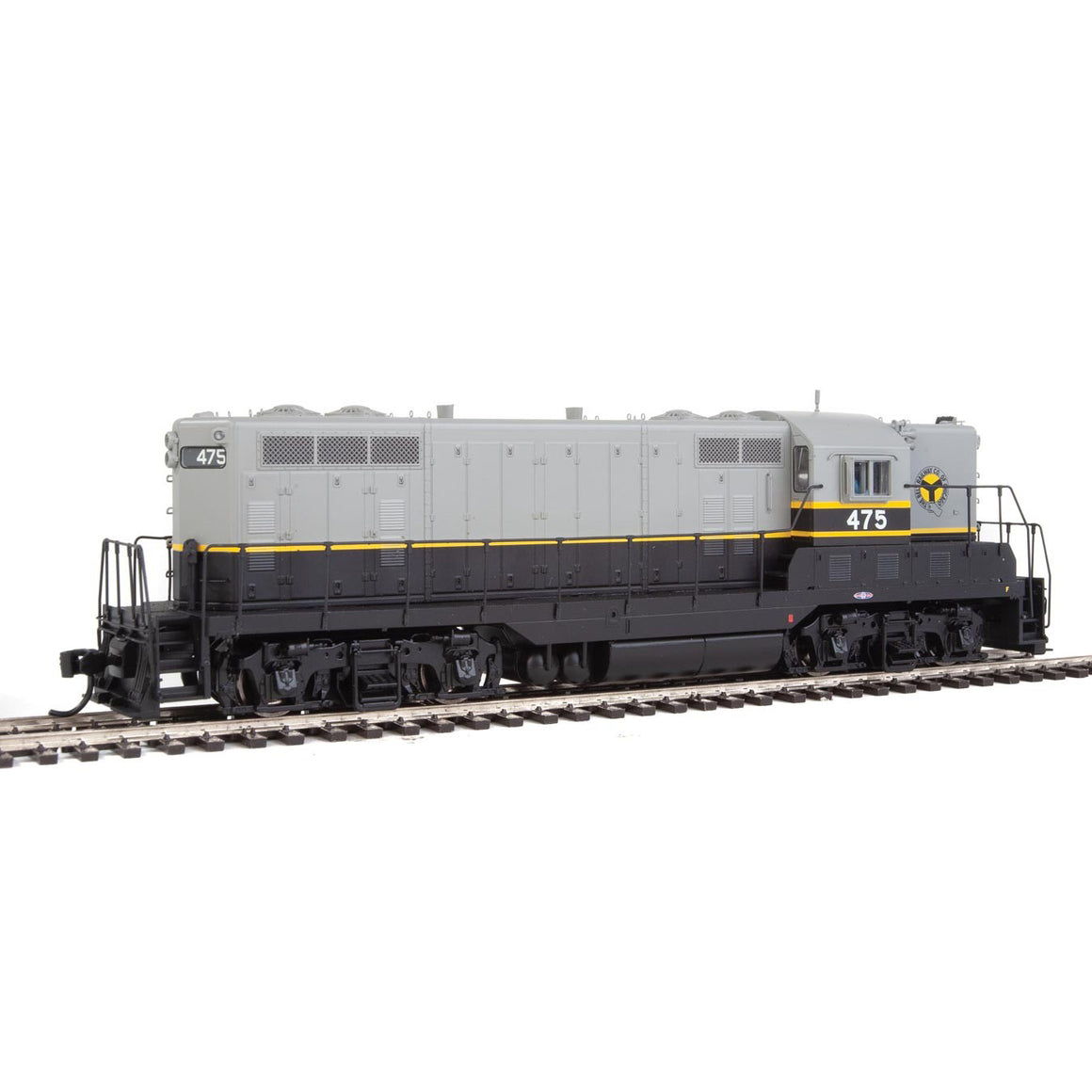 HO Scale: EMD GP7 - DCC & Sound - Belt Railway of Chicago