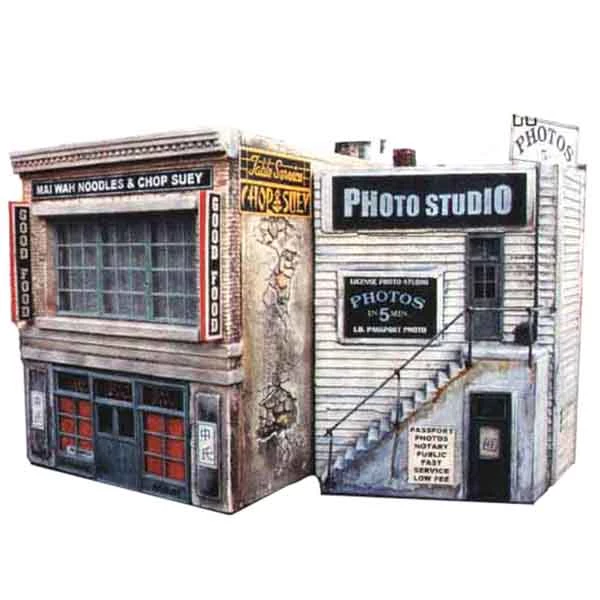 HO Scale: Blair Ave. - Part I