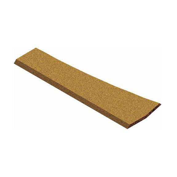 HO Scale: Beveled Switch Pads #4/6 - 2 Pack